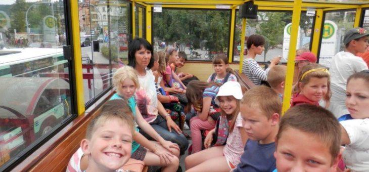 Letní prázdniny 2014 v ZirkelsteinResortu